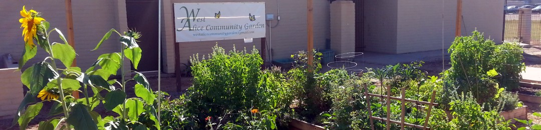 West Alice Community Garden